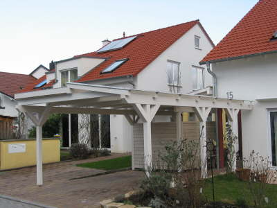Carport | Holzbau-Heidler.de