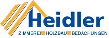 Holzbau-Heidler.de Logo